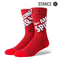 Meia STANCE AMAZING SPIDERMAN