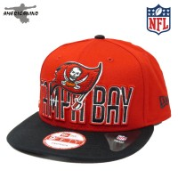 Boné NEW ERA SnapBack  TAMPA BAY BUCANEERS