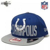 Boné NEW ERA SnapBack  INDIANAPOLIS COLTS