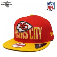 Boné NEW ERA SnapBack  KANSAS CITY CHIEFS