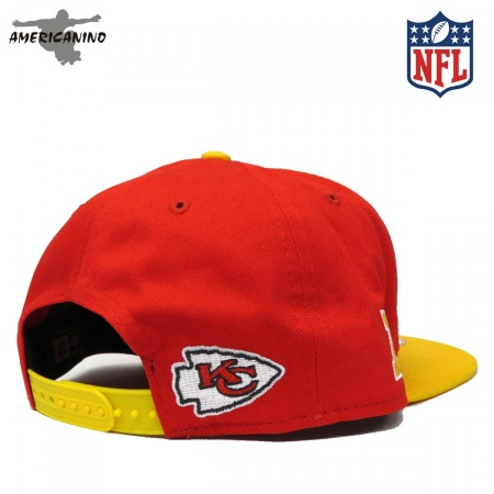 Boné NEW ERA SnapBack  KANSAS CITY CHIEFS  - foto principal 1