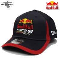 Boné NEW ERA Fechado RED BULL RACING