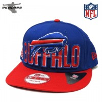 Boné NEW ERA SnapBack  BUFFALO BILLS