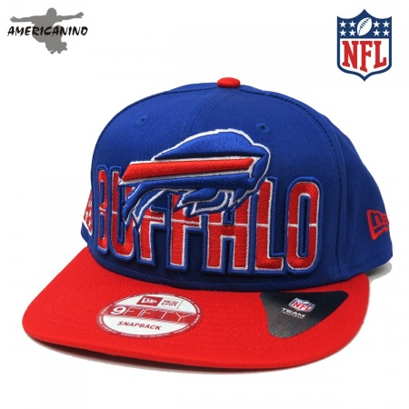 Boné NEW ERA SnapBack  BUFFALO BILLS  - foto principal 1