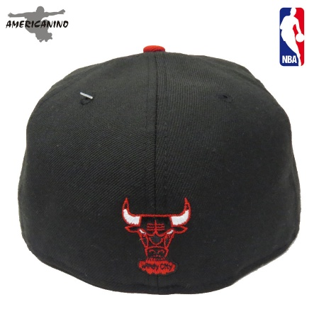 Boné NEW ERA 59 FIFTY  CHICAGO BULLS  - foto principal 1