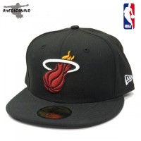 Boné NEW ERA 59 FIFTY  MIAMI HEAT