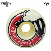 Roda Street 55mm  BLACK SHEEP
