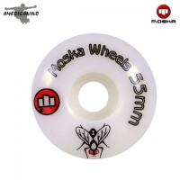 Roda WHITE ROCK 55mm  MOSKA