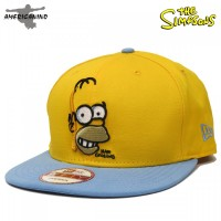 Boné NEW ERA SnapBack  THE SIMPSONS HOMMER