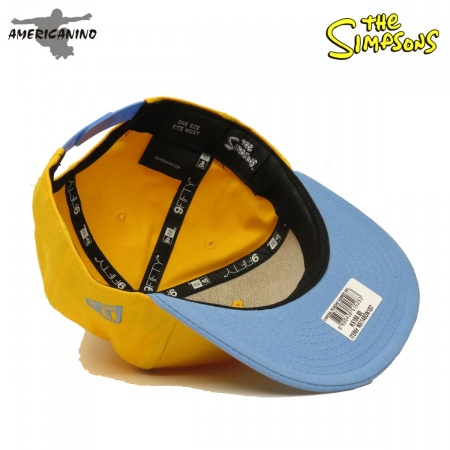 Boné NEW ERA SnapBack  THE SIMPSONS HOMMER  - foto principal 1