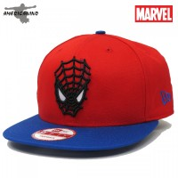 Boné NEW ERA SnapBack MARVEL SPIDER MAN