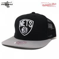 Boné MITCHELL & NESS  BROOKLYN NETS NBA