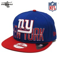 Boné NEW ERA SnapBack  NEW YORK GIANTS