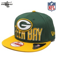 Boné NEW ERA SnapBack  GREEN BAY PACKERS