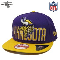 Boné NEW ERA SnapBack  MINNESOTA VIKINGS