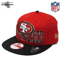 Boné NEW ERA SnapBack  SAN FRANCISCO 49ERS