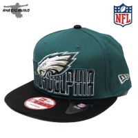 Boné NEW ERA SnapBack  PHLADELPHIA EAGLES