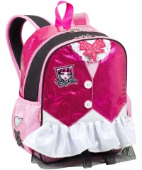 Mochila Grande Monster High 16Y02 Concept Draculaura - 064178