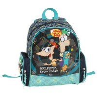 Mochila Phineas and Ferb - 19481