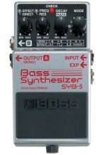 Pedal Boss SYB5 Bass Synthesizer