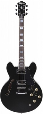 Guitarra Tagima Blues 3000 BK Semi-Acustica