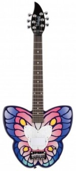 Guitarra Daisy Rock Butterfly