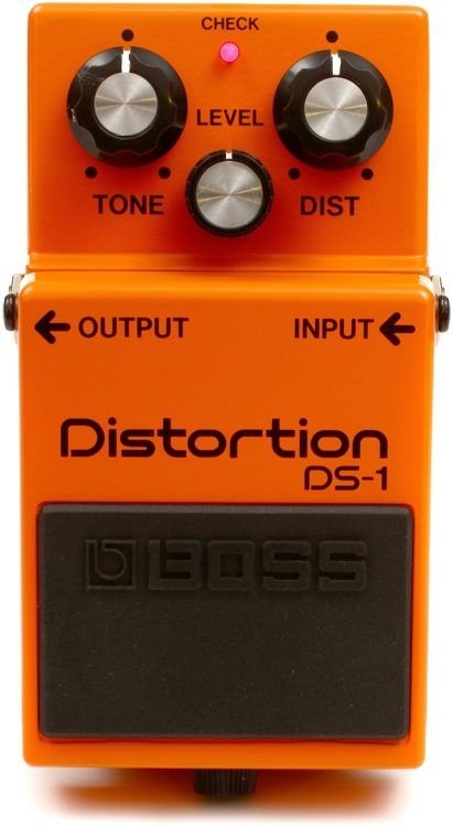 Pedal Boss DS1 Distortion