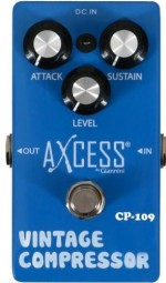 Pedal Giannini Axcess CP109 Vintage Compressor