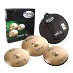 Kit de Pratos Orion Solo Pro PR90 Set com Bag