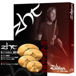Kit Pratos Zildjian ZHTP4P 9 14HH + 16 Crash + 18 Crash + 20 Ride