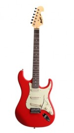 Guitarra Memphis MG32 Fiesta Red