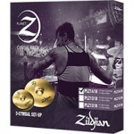 Kit Pratos Zildjian Planet Z PLZ1418 -14 HH + 18 Crash/Ride
