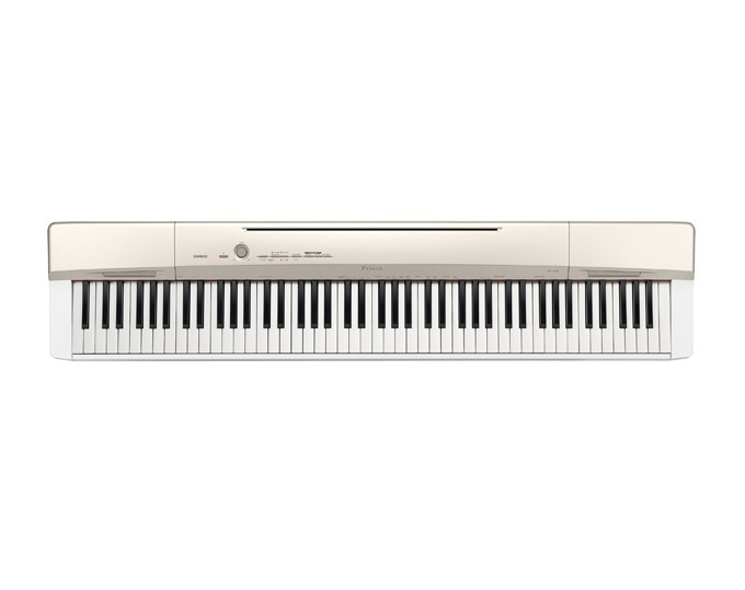 Piano Privia PX160 Dourado Casio