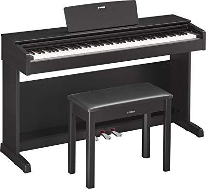 Piano Yamaha YDP143B Black