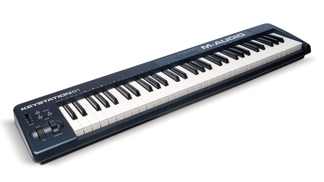 Teclado M-audio Keystation61 II
