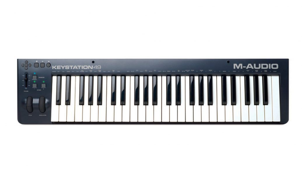 Teclado M-audio Keystation49 II