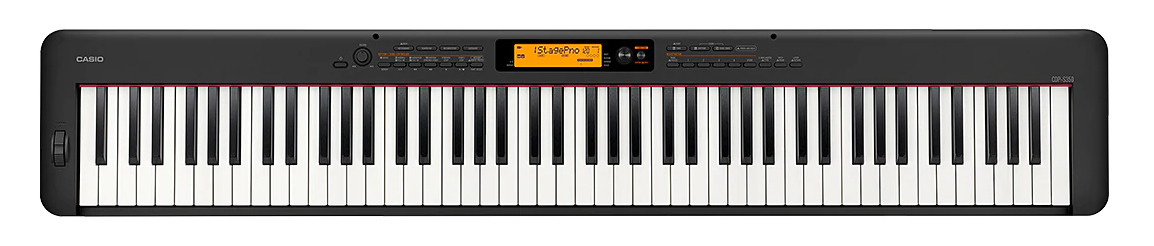 Piano Casio CDP-S350