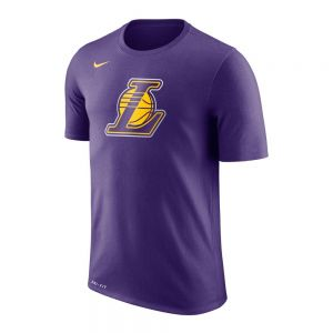 CAMISETA LOS ANGELES LAKERS DRY