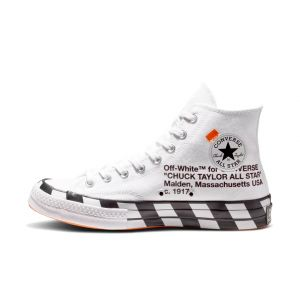 CONVERSE X OFF-WHITE CHUCK 70 ''ICON''