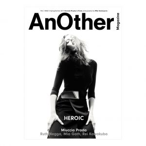 REVISTA AnOther VOLUME 2 ISSUE 5 Spring/Summer 2017