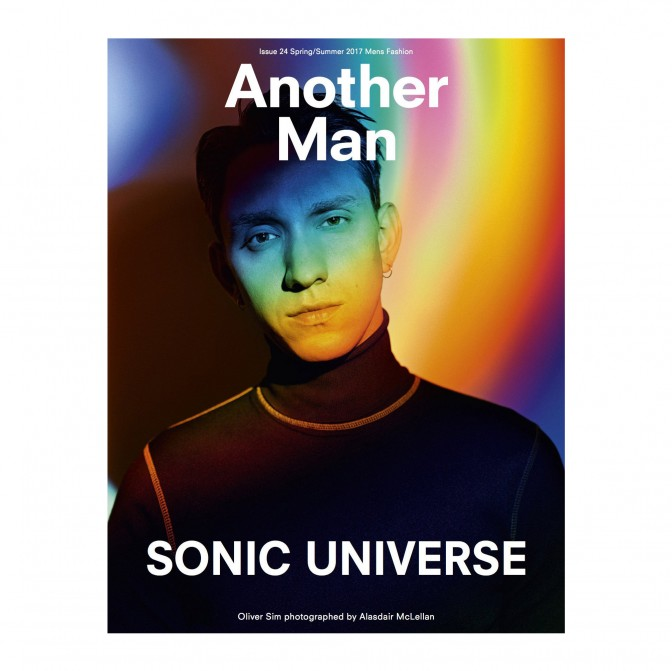 Another Man Sonic Universe Issue 24 Spring/Summer 2017  - foto principal 1