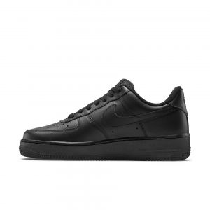 Tênis Nike Air Force 1 '07 - Black & Black
