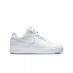 TÊNIS NIKE AIR FORCE 1 ULTRA FLYKNIT LOW ''ICE WHITE''