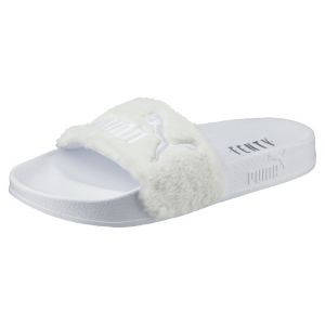 Puma Fur Slide by Fenty Rihanna