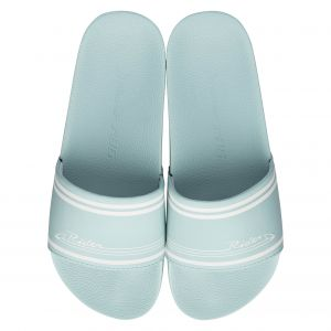 Chinelo Rider R86 Slide Soft Blue