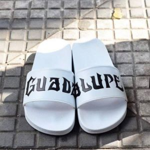 Chinelo Guadalupe Store X Rider  R86 Slide White