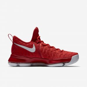 TÊNIS NIKE ZOOM KD9 RED/WHITE