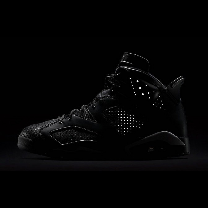 Tênis Air Jordan 6 Retro ''Black Cat''  - foto principal 1