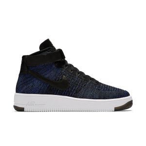 "TÊNIS NIKE AIR FORCE 1 ULTRA FLYKNIT MID ""GAME ROYAL"""