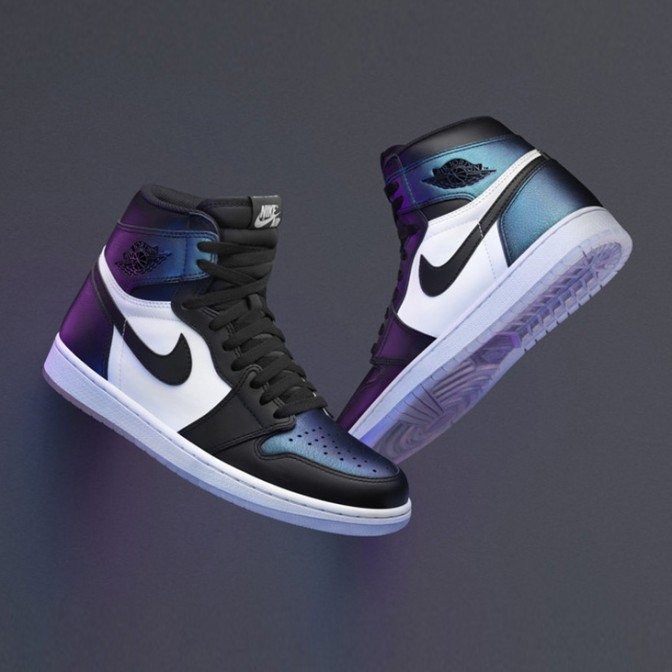 AIR JORDAN 1 RETRO HIGH OG ALL-STAR ''CHAMELEON''  - foto principal 1